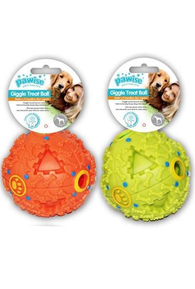 Pawise Sesli Ödül Topu Köpek Oyuncağı 11,5 Cm