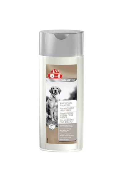 8İn1 Açık Renkli Köpekler İçin Şampuan 250 Ml