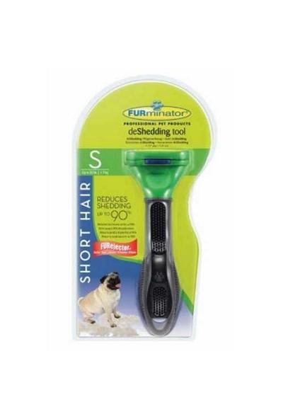 Furminator Kısa Tüylü Köpekler İçin Tüy Toplayıcı Tarak Short Hair 4.45Cm