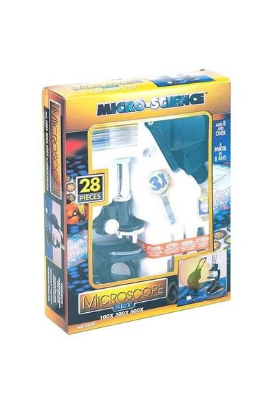Micro-Science 9928 28 Parça Mikroskop Seti