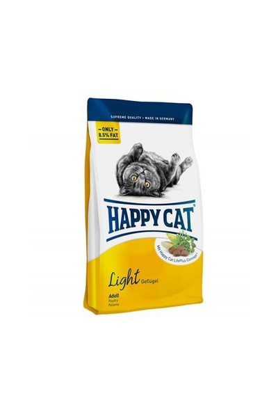 Happy Cat Light Diyet Kedi Maması 4 Kg