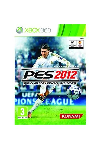 Pes 2012 Xbox