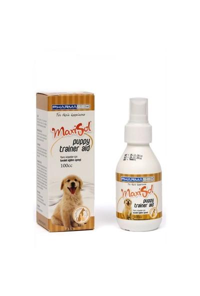 Maxisol Puppy Trainer Yavru Köpek Tuvalet Eğitim Spreyi