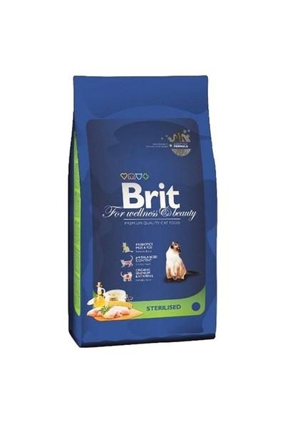 Brit Premium Sterilised Kısırlaştırılmış Kedi Maması 8 Kg