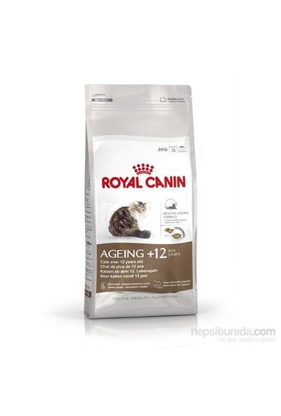 Royal Canin Fhn Ageing +12 12 Yaş Üzeri Yaşlı Kuru Kedi Maması 2 Kg