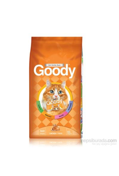 Goody Tavuklu Yetişkin Kedi Maması 15 Kg