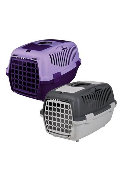 Trixie Pet Taşıma Çantası 37X34X55Cm Lila