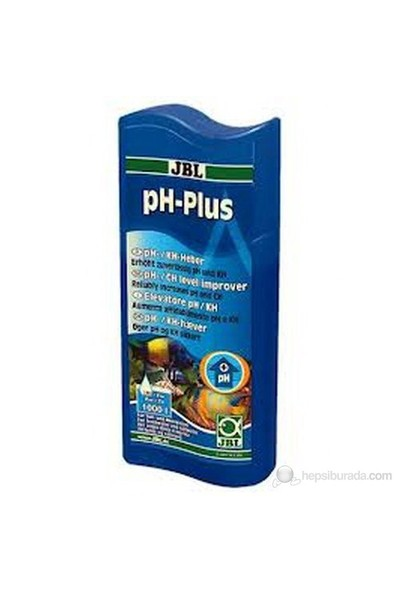 Jbl Ph -plus 250 Ml Ph/kh Arttırıcı Akvaryum Su Düzenleyici pH / KH arttırıcı