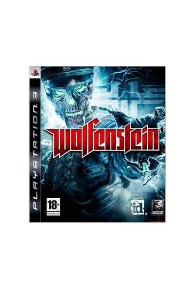 Wolfenstein Ps 3