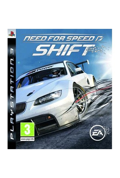 Need For Speed Shift Ps 3