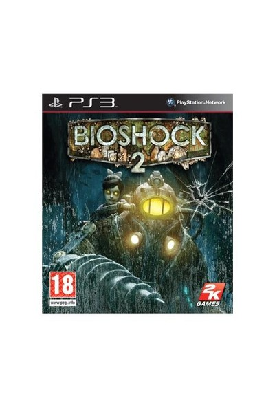 Bioshock 2 Ps 3