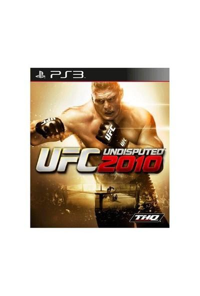 UFC 2010 Ps3
