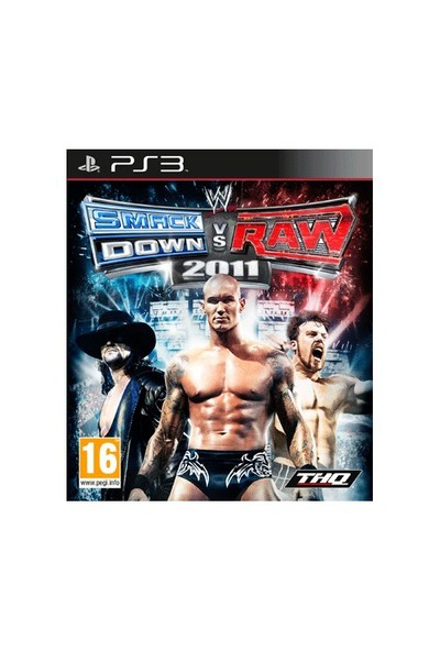 Wwe Smackdown 2011 Ps3