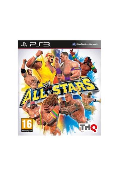 WWE ALLSTARS Ps3