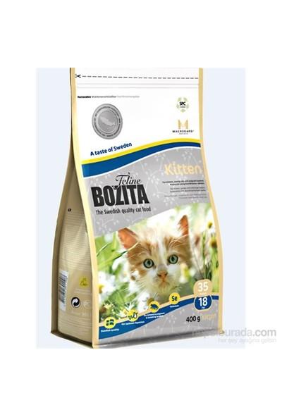 Bozita Feline Kitten Tavuk ve İskandinav Somonlu Yavru Kedi Maması 400 Gr