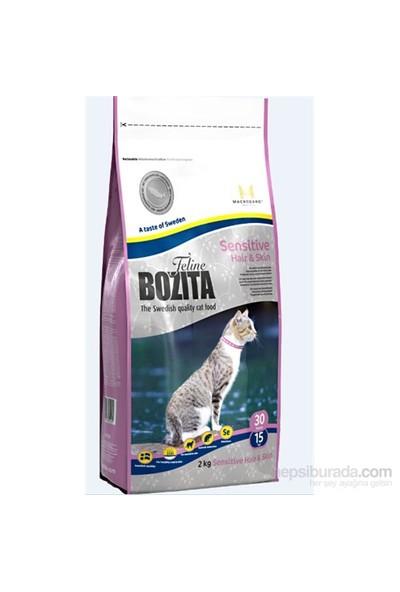 Bozita Feline Sensitive Hair & Skin Uzun Tüylü ve Hassas Ciltli Yetişkin Kedi Maması 2 Kg