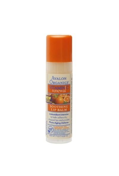 Avalon Organics C Vitaminli Yenileyici Dudak Balsamı