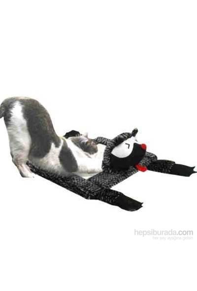 Ranna Üç Farklı Şekil Alan Kirpi Kedi Tırmalama - 54 cm