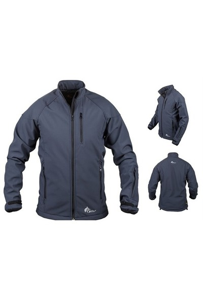 Cosywolf Rize Lacivert Softshell Mont
