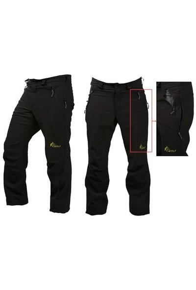 Cosywolf Softshell Pantolon Siyah