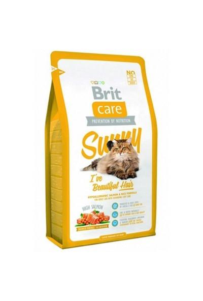 Brit Care Cat Sunny Beatıful Hair Güzel Tüyler İçin Kedi Maması 7 Kg