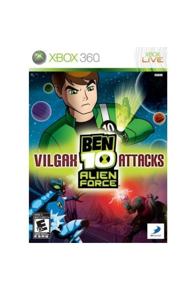 Ben 10: Alien Force Vilgax Attacks Xbox360