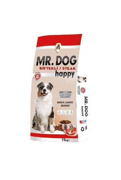 Mr. Dog Biftekli Yetişkin Köpek Maması 15 Kg fd*
