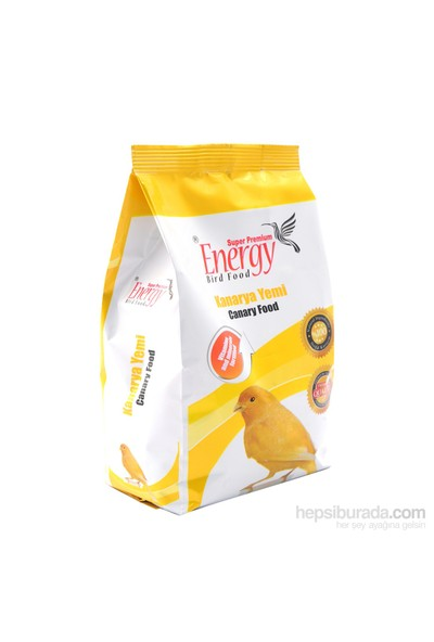 Bird Food Energy Super Premıum Energy® Kanarya Yemi(500 G)