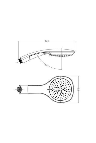 Universal 6-Lı Su Tasarruf Seti - Komple Lüks Seri (Tüm Musluk ve Duş Bataryalara Uyumlu)