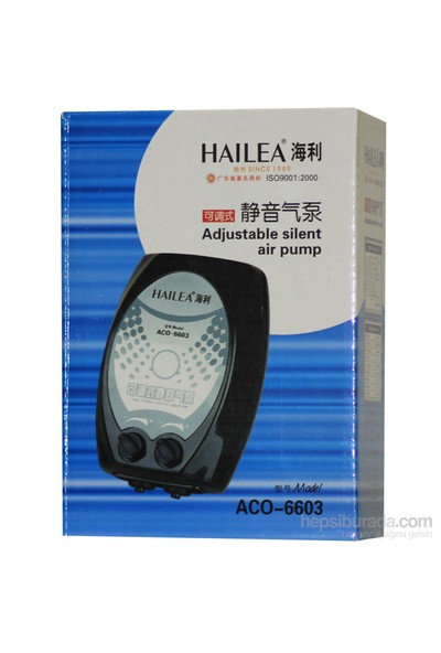 Hailea Aco 6603 Hava Motoru