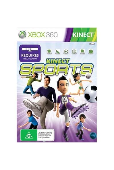 Kinect Sports Xbox 360 Oyun