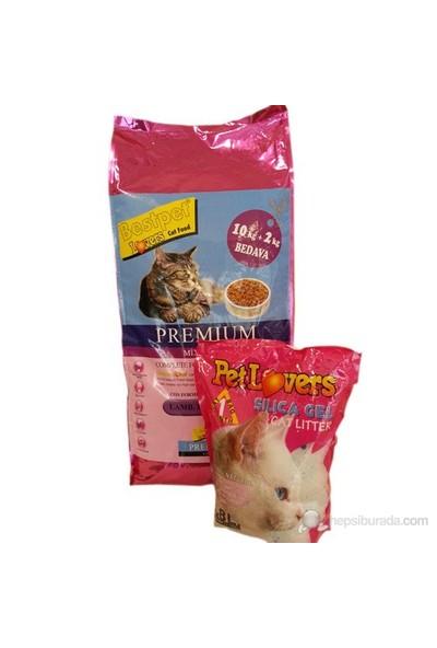 BestPet Karışık Etli Kuru Kedi Maması 15 Kg