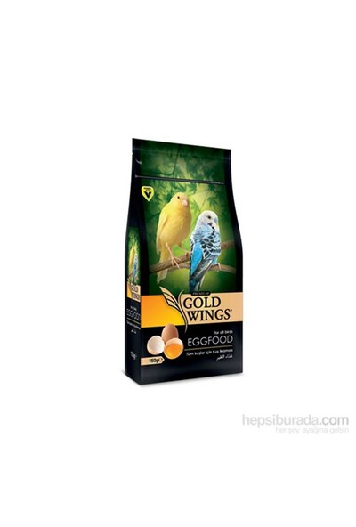 Gold Wings Premium Kuş Maması 150 Gr