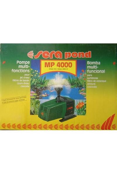 Sera Mp 4000 Havuz Pompası