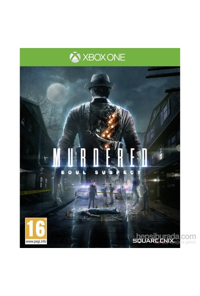 Square Enix Xbox One Murdered Soul Suspect