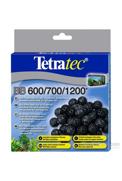 Tetra Bb Bioball Filtre Malzemesi