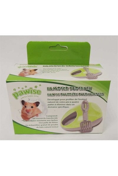 Hamster Potty Kit - Hamster Tuvalet Kiti