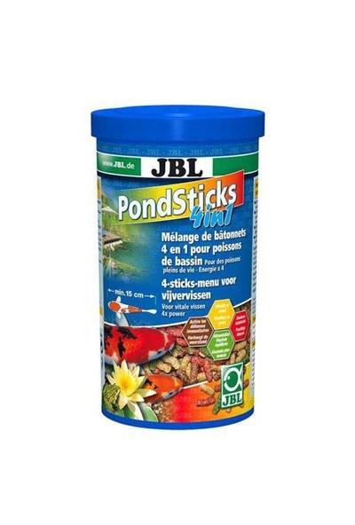 Jbl Pondstıcks 4 İn 1 Balık Yemi 1L-160Gr