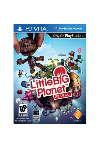 LittleBigPlanet/EXP PS Vita