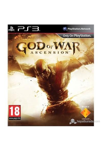 God of War: Ascension Türkçe PS3