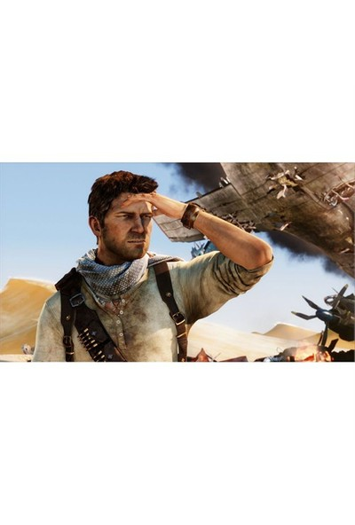 Uncharted 3: Drake's Deception Türkçe PS3