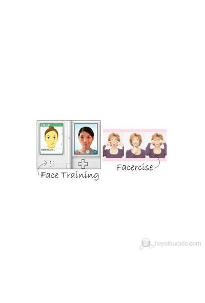 Nintendo OYUN DS DSi Face TrainingFacialExercises