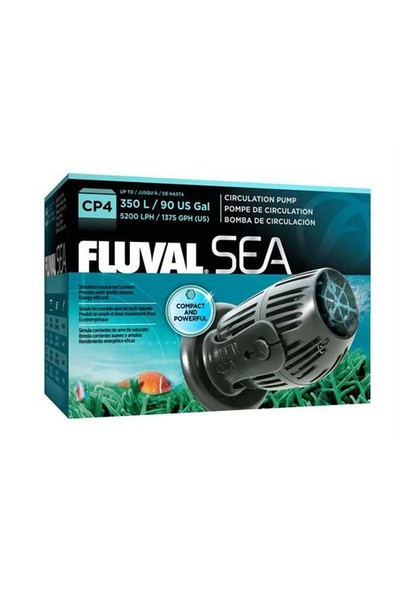 Fluval Sea Cp4 Sirkülasyon Pompası 5200 Litre Saat