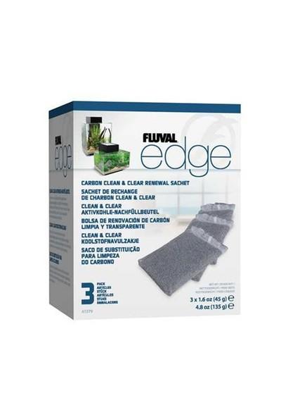 Fluval Edge Karbon Filtre 3'Lü
