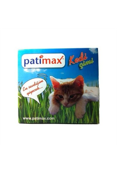 Patimax Kedi Çimi