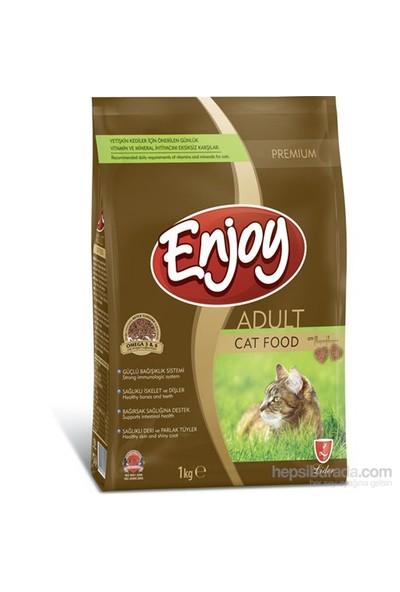 Enjoy Cat Food Yetişkin Kedi Maması 1 Kg