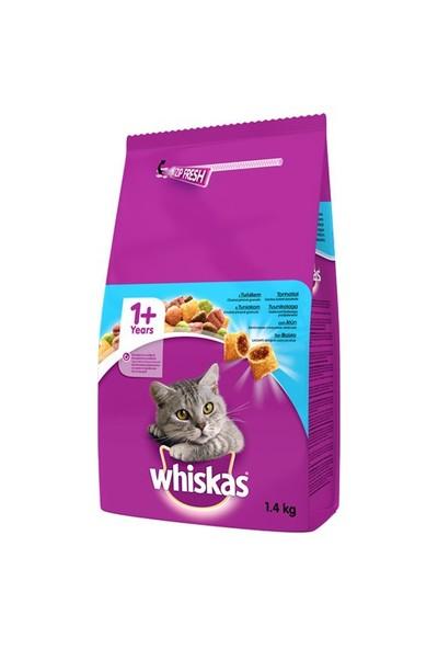Whiskas Ton Balıklı ve Sebzeli Kuru Kedi Maması 1,4 Kg