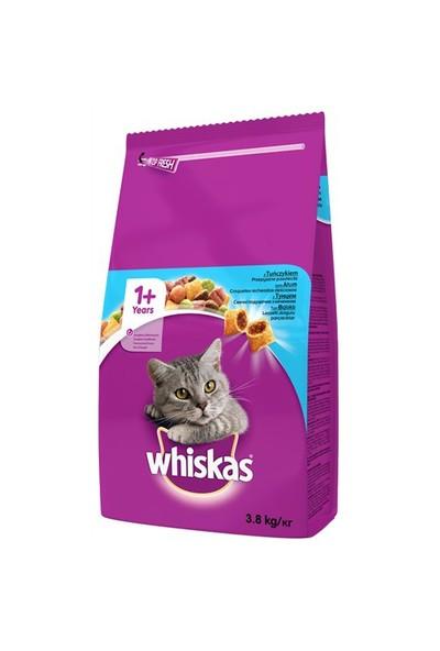 Whiskas Ton Balıklı Kuru Kedi Maması 3,8 Kg