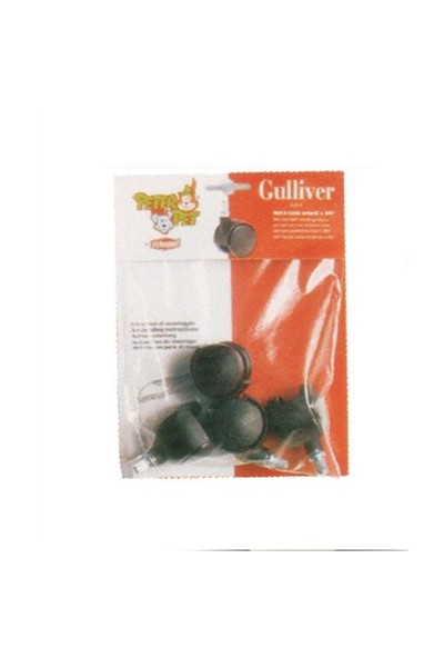 Stefanplast Gulliver 4-5-6-7 İçin Tekerlek