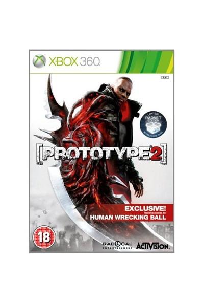 Activision Xbox 360 Prototype 2 Radnet Edıtıon